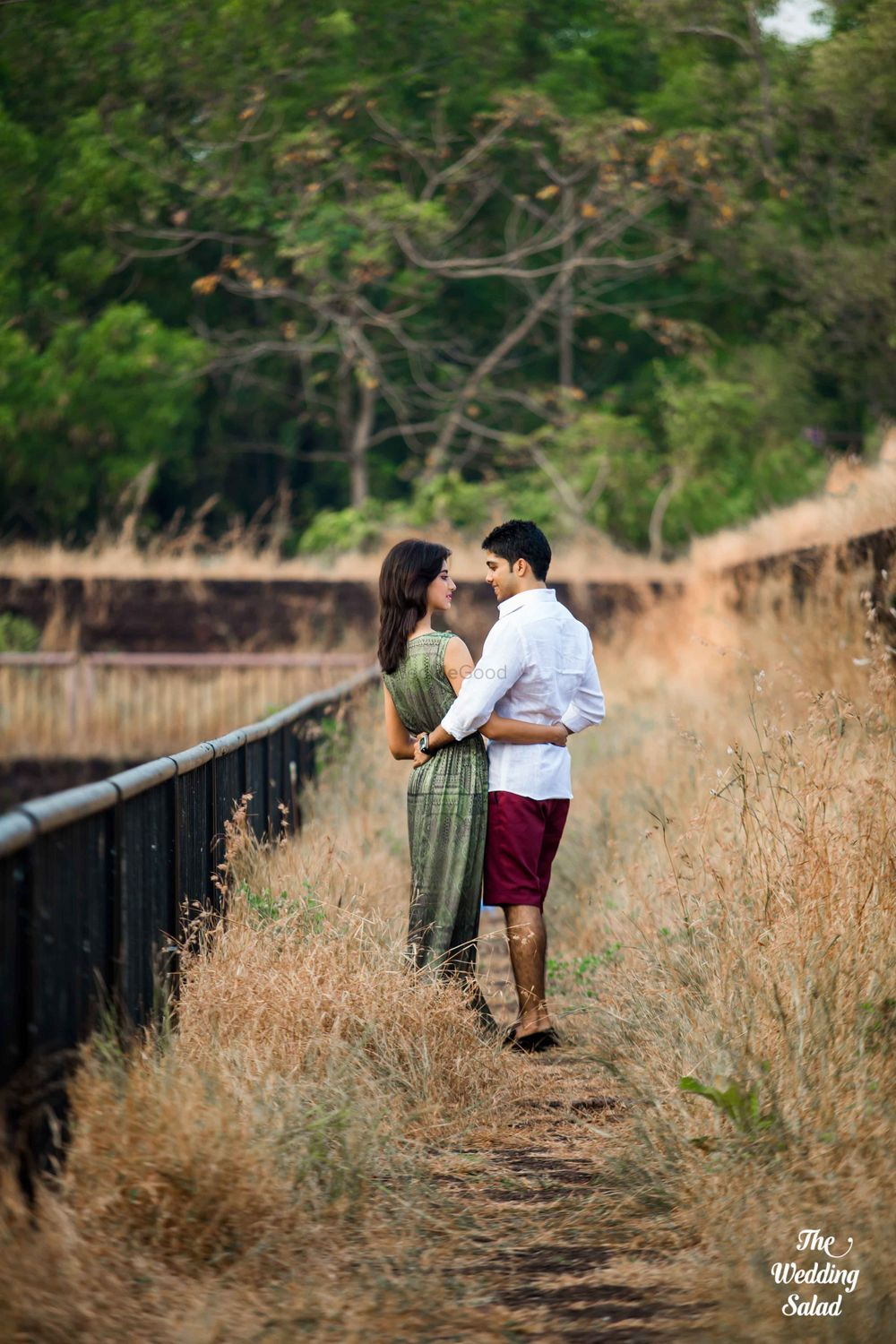 Photo From Naveli & Dinesh: Pre-Wedding Shoot in Goa - By The Wedding Salad