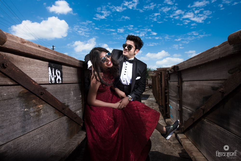 Photo From WMG ISAIDYES - By Shiv Sharma Photography