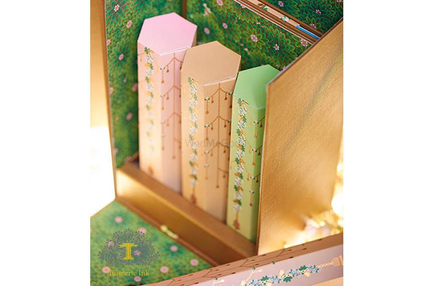 Photo From Portfolio 2016 - By Turmeric Ink Invitations and Stationery