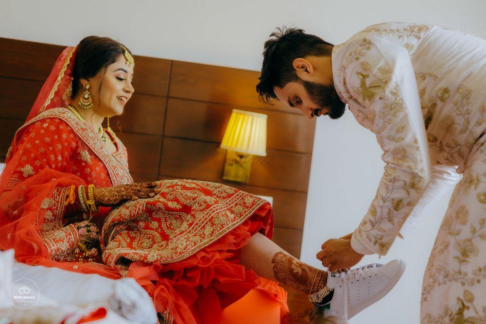 Photo From Vishal + Aishwarya  Lockdown Wedding - By Mak Images (Artistic Wedding Photography)