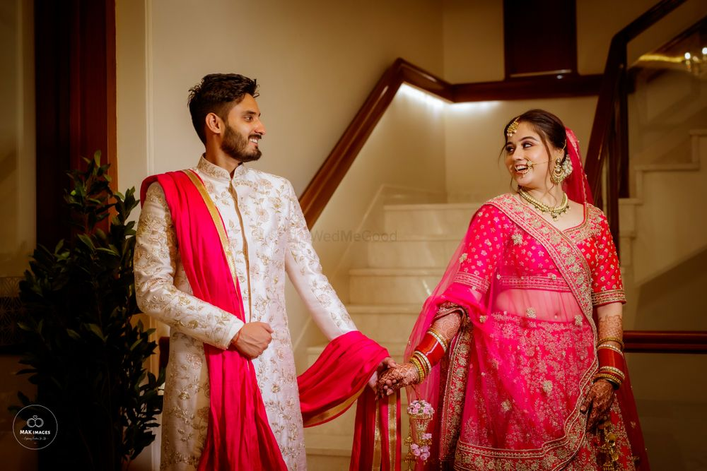 Photo From Vishal + Aishwarya  Lockdown Wedding - By Mak Images (Artistic Wedding Photography)