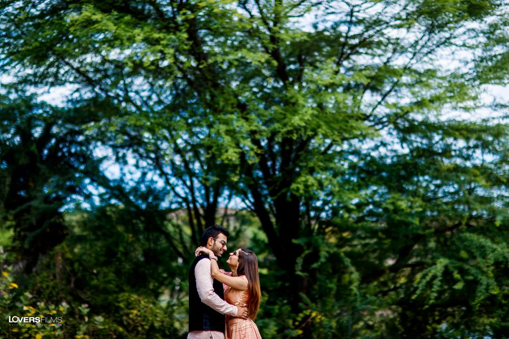 Photo From Pooja + Paramveer || Pre Wedding - By Lovers Films