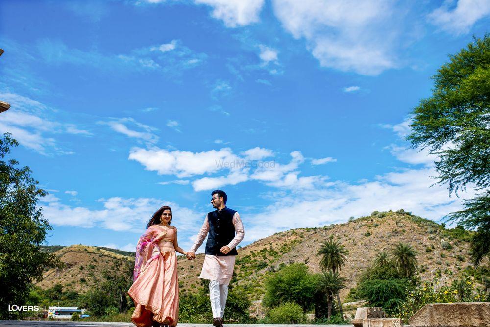 Photo From Pooja + Paramveer || Pre Wedding - By Lovers Films