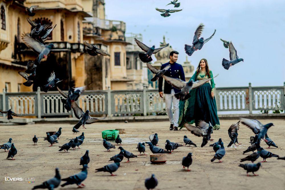 Photo From Pooja + Paramveer    Pre Wedding - By Lovers Films
