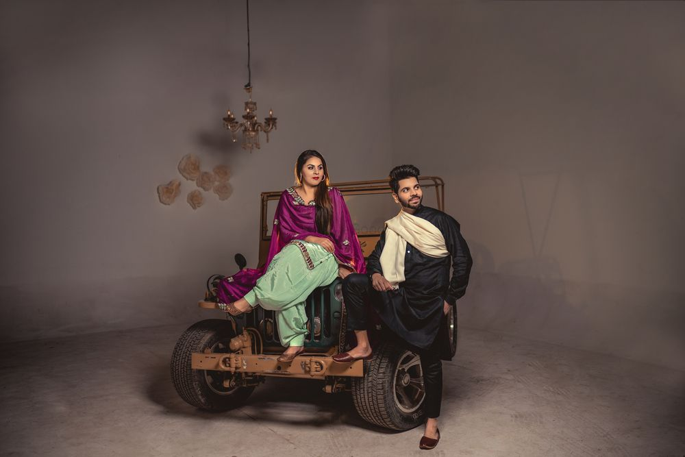 Photo From Nitesh & his Queen - By Nindi studios
