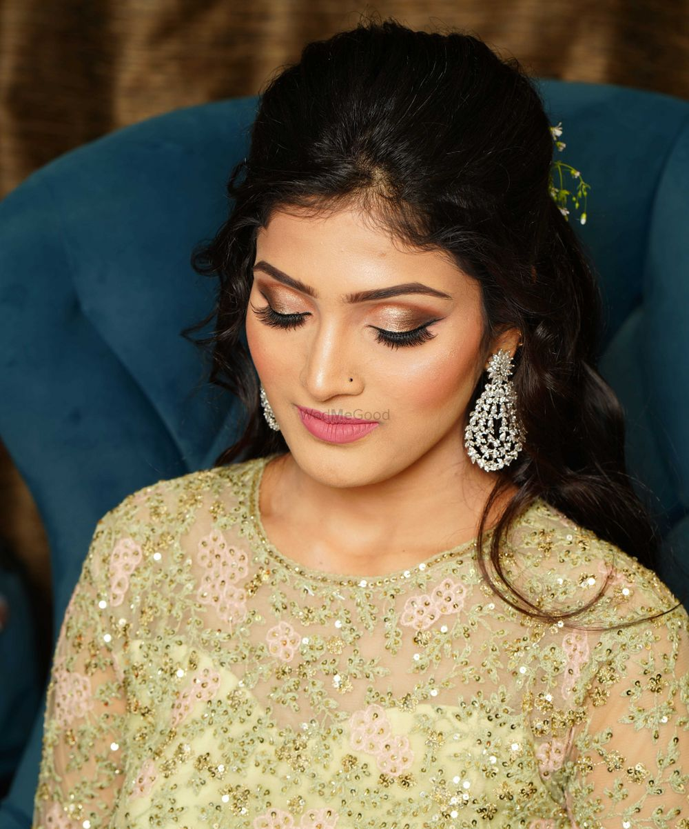 Photo From Mehak - By Vandana Piwhal Makeovers