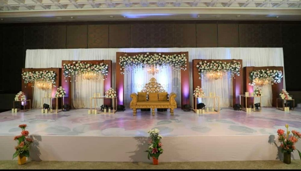 Photo From basic backdrop - By Zig Zag Event & Decors
