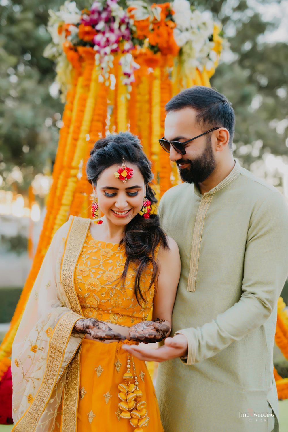Photo From Tanya & Vittal || South Indian Couple - By The Wedding Files