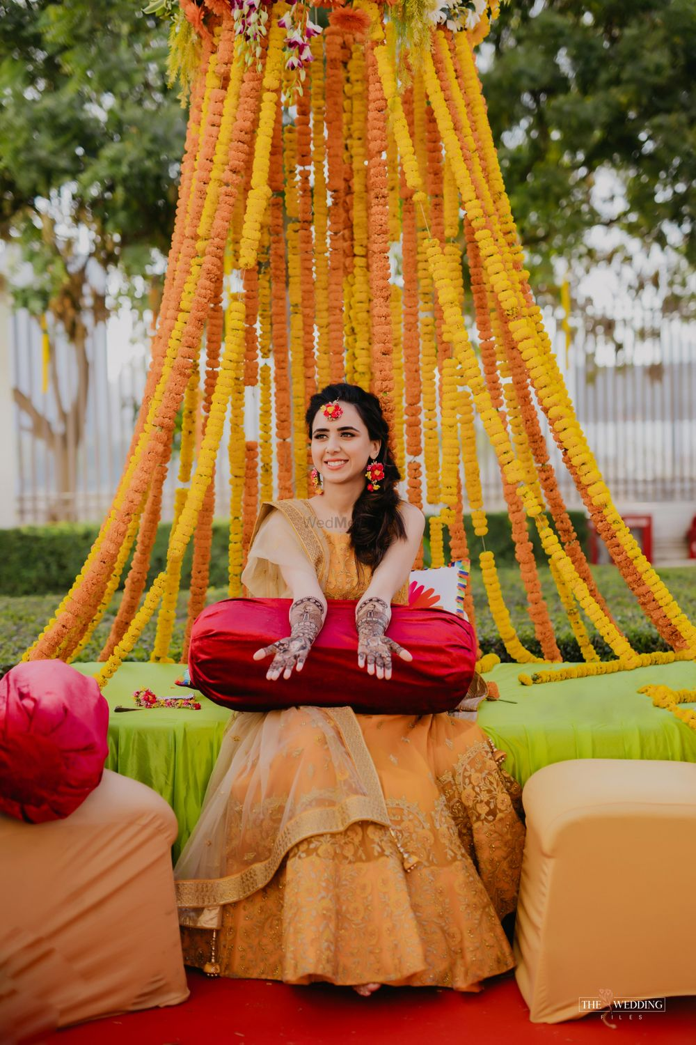 Photo From Tanya & Vittal    South Indian Couple - By The Wedding Files