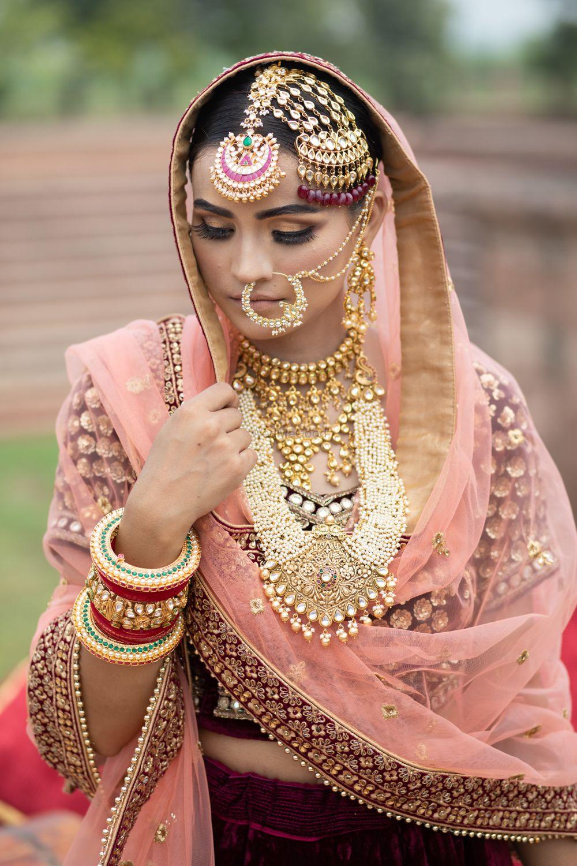 Photo From Bridal - By Kamna Sharma