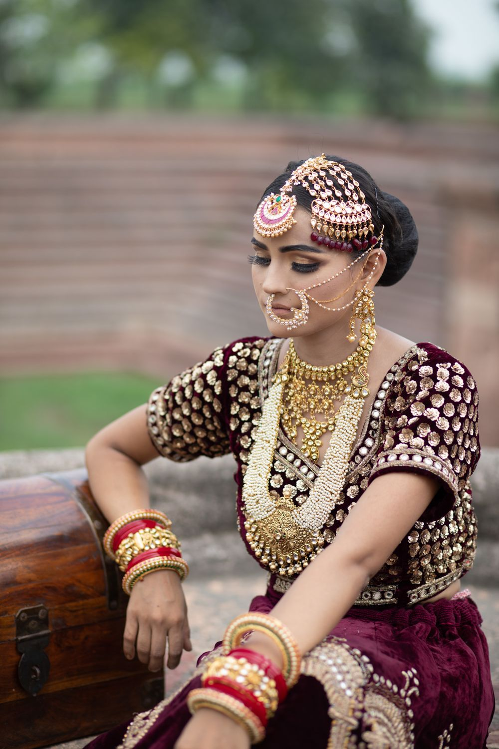 Photo From Bridal - By Kamna Sharma