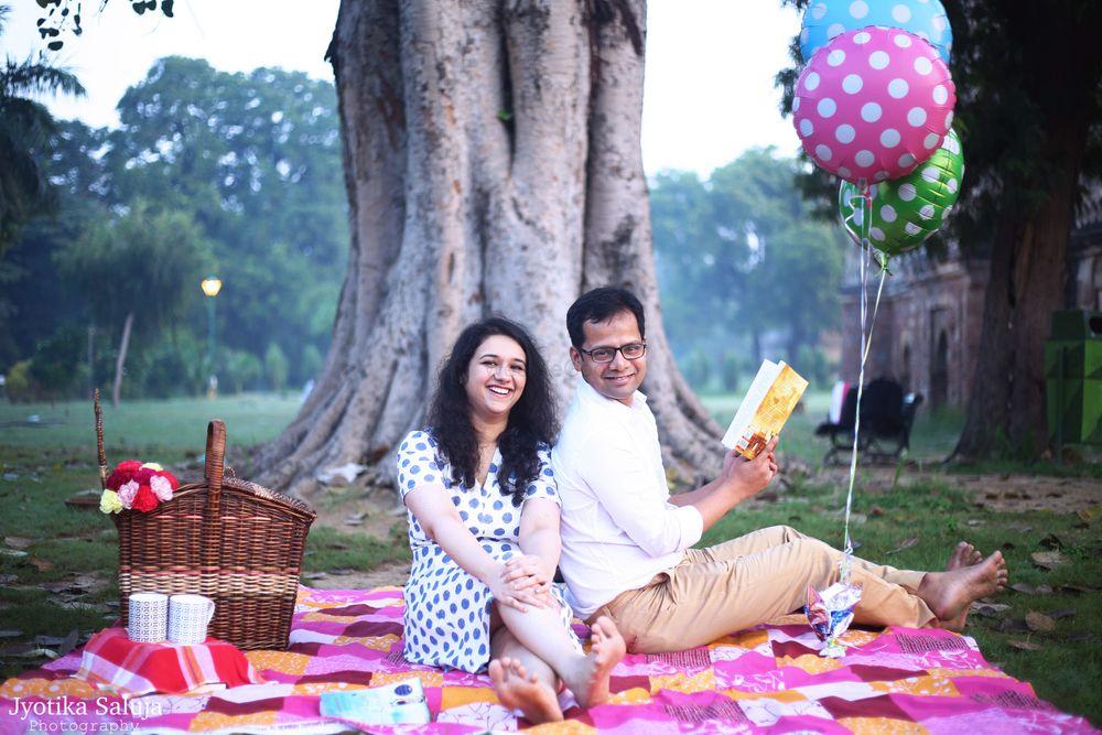 Photo From Pre-Wedding Shoot - Ishita + Aditya  - By Jyotika Saluja photography