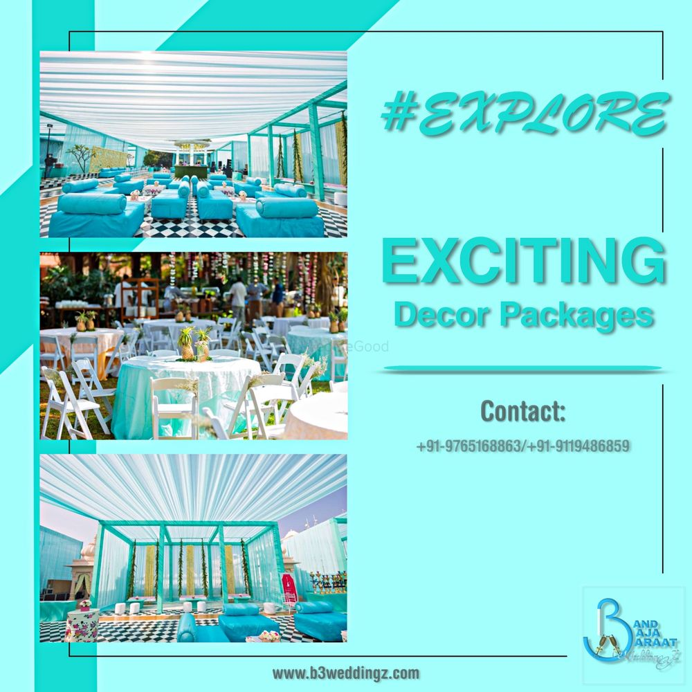 Photo From Packages - By B3WeddingZ