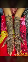 Srinivasa Mahendi Art