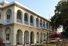 The Brijraj Bhawan Palace Hotel