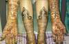 Raj Bridal Mehandi Artist