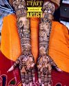 Vijay Mehandi Art