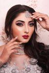 priya saha Luxury makeup and hair stylist