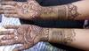 Shweta Mehndi Artist