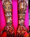 Rajasthani Mehandi Artist