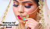 Makeup by Harsha Kanchan Sood