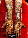 Akash Mehandi Artist