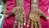 Saurav Mehandi Art