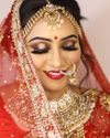 Makeup by Rahul Khaire