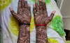 Shreya's Mehndi