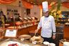 Catering Service by ITC Grand Central,  Mumbai