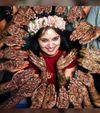 Sunil Jaipuri Mehandi Art