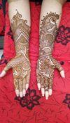 Hemanth Mehandi Art