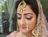 Makeup by Rimani Mahajan