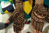 Cute Mehandi Art