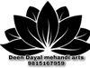 Deen Dayal Mehandi Artist