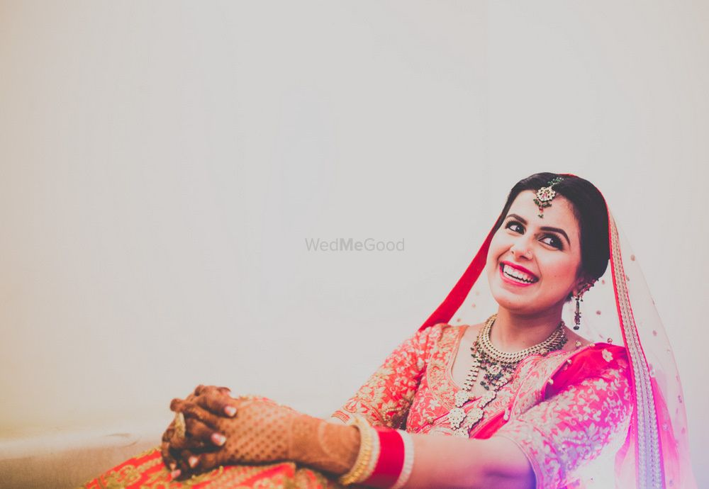 Delhi NCR Punjabi /Sikh Modern & Stylish Wedding Neha & Sid