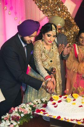 Jalandhar weddings amarjeet kirat wedding story wedmegood kirat amarjeet jalandhar junglespirit Gallery