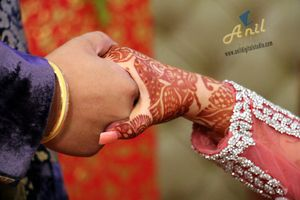 Bridal Mehndi In Jalandhar : Portfolio of anil digital studio wedding photographers in
