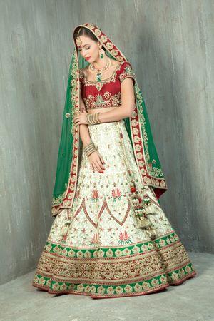 Portfolio Of Benzer Bridal Wear In Mumbai Wedmegood