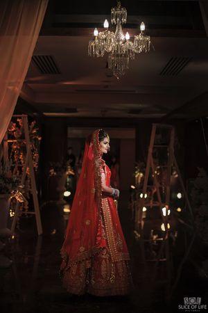 Wedding day bridal photography