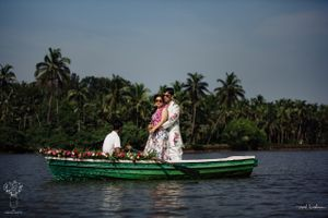 Photo from the story of 2 states, by the beach ... love at Bekal wedding album