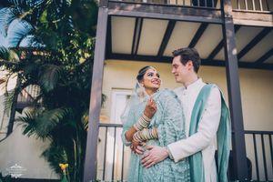 Romantic couple shot ideas!