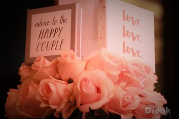 Romantic Message Board for Couple
