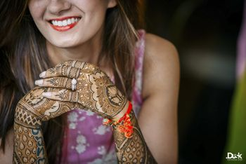 Photo of bridal mehendi designs