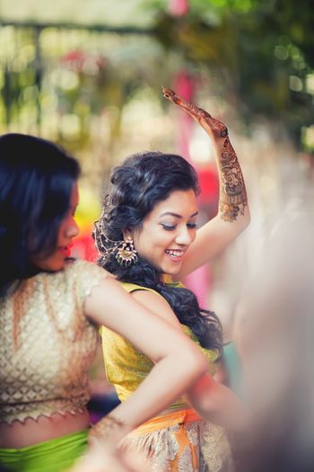 Photo from Amrita and Aishwary DIY Mehendi wedding in Mumbai