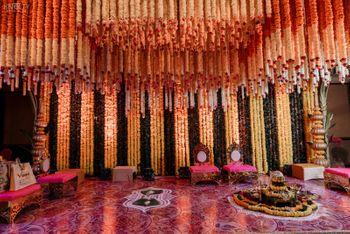 Photo of South Indian wedding mandapam