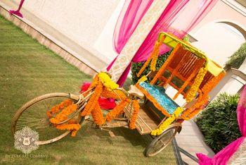 rickshaw photo booth
