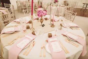 Photo of table settings