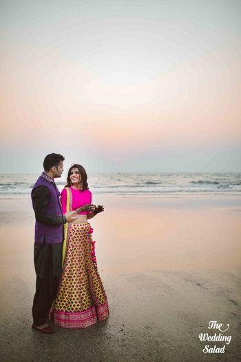 Photo from Mahak & Rahul wedding in Goa