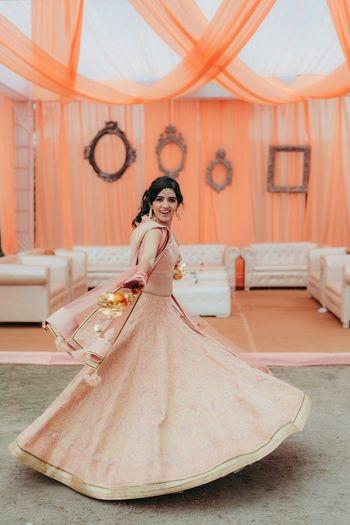 Peach Outfits Photo